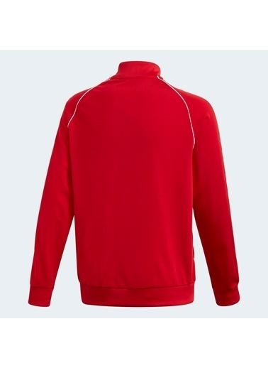 adidas Unisex Çocuk Sst Sweatshirt GD2676 Kırmızı